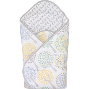 Одеяло-конверт Ceba Baby Magic Tree blue принт W-810-072-160 (Э0000016393) одеяло конверт ceba baby magic tree blue принт w 810 072 160 э0000016393