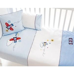 Постельное белье Funnababy Pilot (Фаннабэби Пилот) 3 предмета (Э0000017282) funnababy комплект постельного белья 3 предмета funnababy butterfly