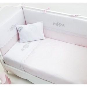 Постельное белье Fiorellino Princess 5 предметов 140*70 (Э0000012792) цена и фото
