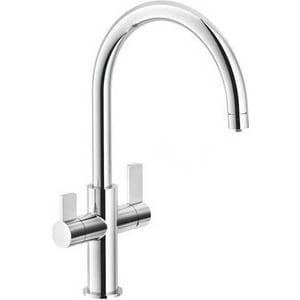 Смеситель для кухни под фильтр Franke Ambient Clear Water хром (115.0479.079)  franke ambient белый