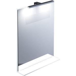 Зеркало IDDIS Custo 550 с подсветкой (CUS55W0i98) зеркало iddis custo 700 мм белое