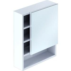 Зеркальный шкаф Milardo Niagara 600 (NIA5000M99) зеркальный шкаф milardo niagara 600 nia5000m99