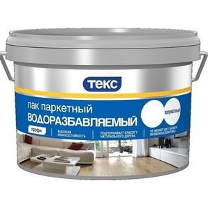 Лак паркетный ТЕКС ПРОФИ водный полуматовый 2л. квас традиционный о 2л