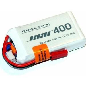Аккумулятор Dualsky ECO 400мАч 3S1P 11.1В eco s 360