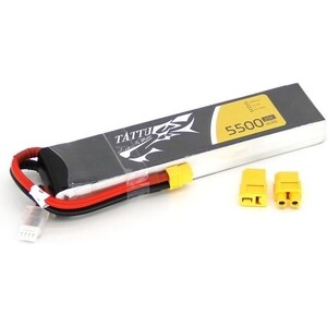 Аккумулятор Gens Li-Po 11.1В 5500мАч 25C (3S1P) TATTU