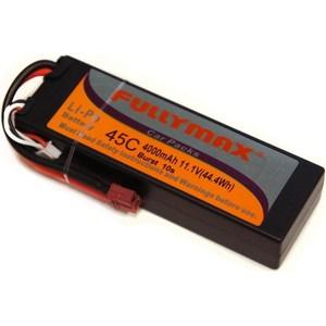 Аккумулятор Fullymax Li-Po Fullymax 11.1В 4000мАч (в корпусе) profoam 4000 в москве