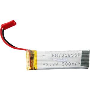 Аккумулятор Himoto Li-Po 3.7В 1S 20C 500мАч аккумулятор traxxas li po 3 7в 1s 20c 650мач