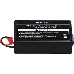 Аккумулятор Yuneec Li-Ion 5200мАч 1S 3.6V 1C: ST10 yuneec q500 typhoon quadcopter handheld cgo steadygrip gimbal black