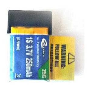 Аккумулятор EasySky Li-Po 3.7В 250мАч (P 38)