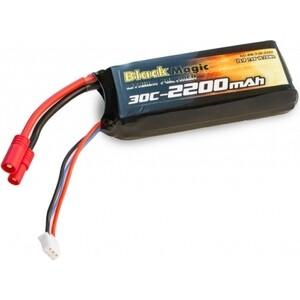 Аккумулятор Black Magic Li-Po 7.4В ( BM-F30-2202) акустическая система sven ms 80 black