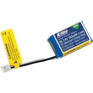 Аккумулятор E-Flite Li-Po 7.4В 2S 45C 150мАч