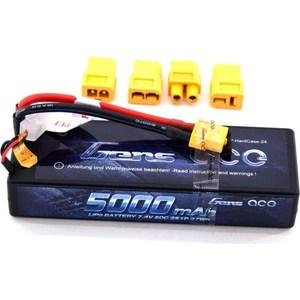 Аккумулятор Gens Li-Po 7.4В 5000мАч 50C Hobby аккумулятор gens li po 14 8в 2600мач
