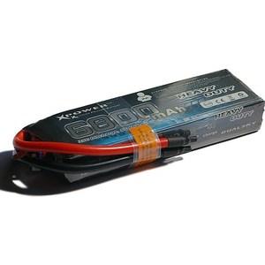 все цены на Аккумулятор Dualsky Li-Po Heavy Duty soft case 7.4В 6800мАч 35C онлайн
