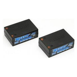 Аккумулятор Reedy Li-Po 7.4В 2S 60C 5200мАч аккумулятор reedy li po 2400мач 7 4в 4в 20c