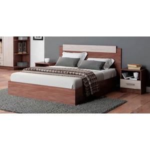 Кровать ЭРА Эко 90x200 ясень шимо