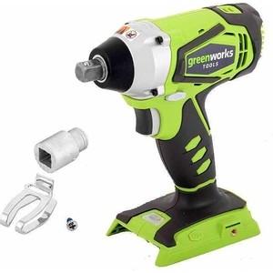 Гайковерт ударный аккумуляторный GreenWorks G24IW (3801207)