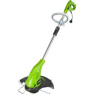 Триммер электрический (электрокоса) GreenWorks GST5033 Basic (21217) триммер электрический электрокоса stiga sgt 350