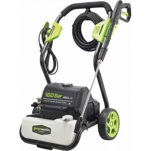 Минимойка GreenWorks G8 (5100907) метла swivel sweeper max g8