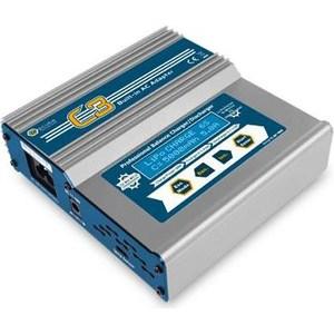 Зарядное устройство EB-Peak C3 (220.12В. 50W. C:6A. D:2A) колодки резьбовые peak под v brake 70мм