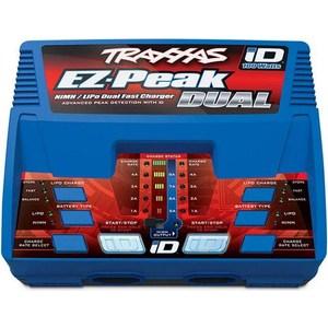 Зарядное устройство TRAXXAS Plus 4A Ni MH.Li Po Fast Charger with iD зарядное устройство duracell cef14 4 hour charger 3 480