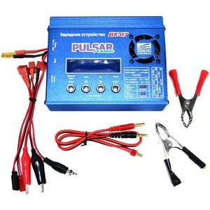 цена Зарядное устройство Pulsar Pulsar BX 07