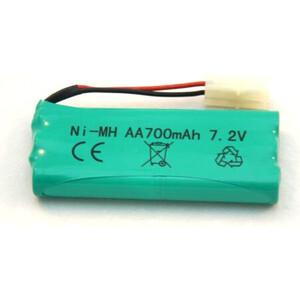 Аккумулятор MJX Ni-Cd 7.2 В 700 мАч аккумулятор prorab 18в 1 2ач ni cd 1728120