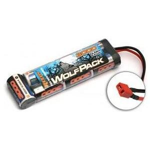 Аккумулятор Reedy Wolf Pack Ni-Mh 8.4В 7S 3000 мАч