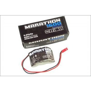 Аккумулятор Team Orion Marathon ReceiBer Pack Ni-Mh 6В Hump 5S 1600 мАч аккумулятор metabo 12v 3 0ah ni mh bsz12 bs12sp 6 0215 501