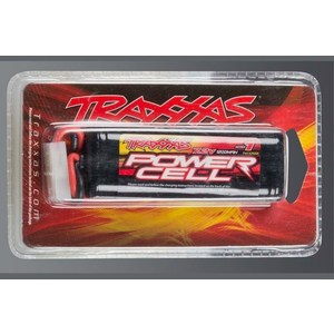 Аккумулятор TRAXXAS Power Cell Series 1 Ni-Mh 7.2В 6S 1200 мАч аккумулятор metabo 12v 3 0ah ni mh bsz12 bs12sp 6 0215 501