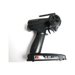 Передатчик в комплекте с приёмником VRX Racing 3 в 1 H0059 2.4G racing wheels h 480 7 0 r16 4x114 3 et40 0 d67 1
