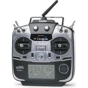 14 ти канальная аппаратура Futaba T14SG Air FASST (с приемником) 2.4G приемник futaba 4 канальный r2004gf 2 fhss sport 2 4g для передатчиков futaba 3plg futaba 4plg и futaba