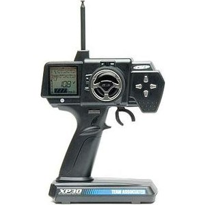 Фото - 3 х канальная аппаратура Team Associated XP3D AE FM 40Mhz 18 six associated motor potentiometer b50k