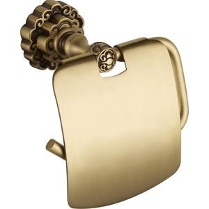 Держатель туалетной бумаги Bronze De Luxe бронза (K25003) vintage quartz pocket fob watch retro antique deer with pendant necklace bronze men boys watch gifts relogio de bolso