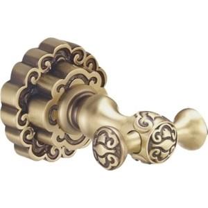 Двойной крючок Bronze De Luxe бронза (K25205) блуза jacqueline de yong jacqueline de yong ja908ewujb68