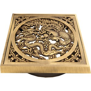 Решетка Bronze De Luxe бронза (21986)