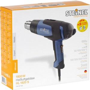 Строительный фен Steinel HL 1820 S + 2 насадки (052768)