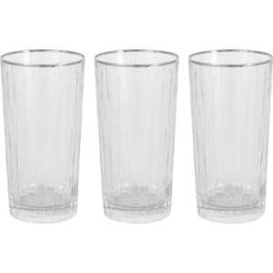 Набор стаканов для воды Same Пиза серебро (SM2106_SAL) same графин версаче серебро