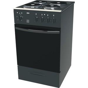 Электрическая плита ЗВИ 317 черная