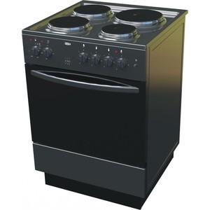 Электрическая плита ЗВИ 450 с мех.таймером, чёрная