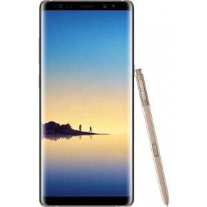 Смартфон Samsung Galaxy Note 8 SM-N950F 64Gb жёлтый топаз