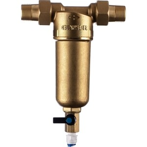 Фильтр предварительной очистки Гейзер Бастион 121 3/4'' (для горячей воды d60) (32669)