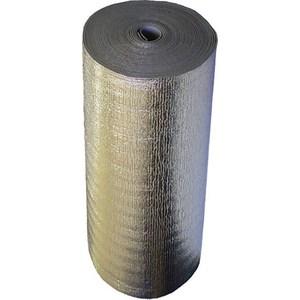 Фотография товара теплоизоляция Тепофол отражающая металлизированная 5 мм. (30 м.кв.) (738583)