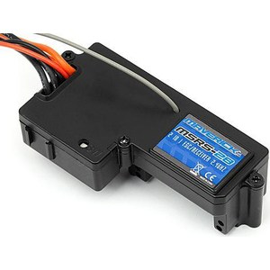 Блок электроники Maverick MSRS28 (2 IN 1 ESC/RECEIVER) 2.4G maverick alaska 2
