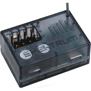 Приемник Spektrum 3 канальный Авто DSM SR3500 (микро гоночный) приемник futaba 4 канальный r2004gf 2 fhss sport 2 4g для передатчиков futaba 3plg futaba 4plg и futaba
