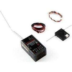 Приемник Spektrum 8 канальный Авиа DSMX AR8010T приемник futaba 3 канальный r203gf 3 channel