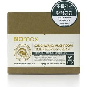 BIO MAX Антивозрастной крем с экстрактом гриба санхван 100 мл the saem cell renew bio cream special set набор уходовый антивозрастной 60 мл 20 мл