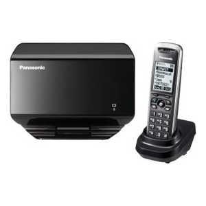 Радиотелефон Panasonic KX-TGP500 Black