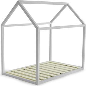 Кровать Anderson Дрима Base белая 80x190 детская кровать домик андерсон дрима base