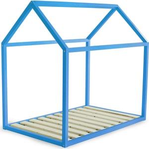 Кровать Anderson Дрима Base голубая 80x190 детская кровать домик андерсон дрима base
