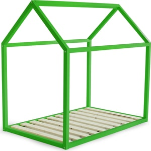 Кровать Anderson Дрима Base зеленая 80x190 детская кровать домик андерсон дрима н